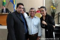 Ana Alves e Ariosvaldo José recebem Título de Cidadã Itabaianense