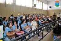 Sessão Ordinária do dia 18/08/2015 da Câmara de Vereadores de Itabaiana