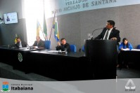 Sessão Ordinária do dia 11/04/2017 da Câmara de Vereadores de Itabaiana
