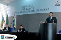 Sessão Ordinária do dia 20/04/2017 da Câmara de Vereadores de Itabaiana