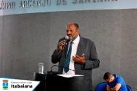 Secretário de agricultura Erotildes de Jesus fala sobre padronização da feira livre