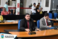 Sessão Ordinária do dia 21/09/2017 da Câmara de Vereadores de Itabaiana