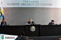 Petrônio de Barros proferiu palestra sobre a Qualidade da água