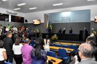 Solenidade de Entrega de Títulos de Cidadão Itabaianense