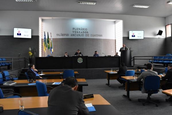 Câmara aprova por maioria absoluta, projeto de lei que altera o Código Tributário Municipal