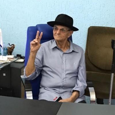 Câmara Municipal de Itabaiana emite Nota de Pesar pelo falecimento do Sr. Francisquinho, Pai do prefeito de Itabaiana, Valmir dos Santos Costa.
