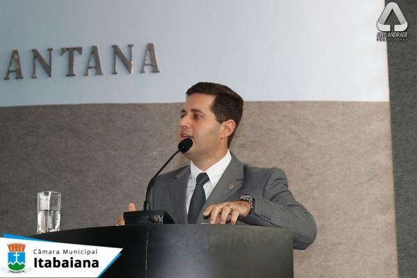 Líder de oposição cobra reformas em escolas municipais e a convocação da Guarda Municipal