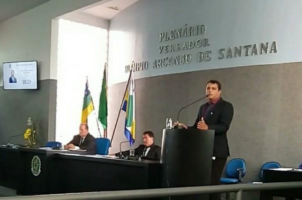 Marcos Oliveira destaca sucesso da Carreata Mirim