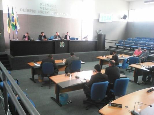 Vereadores aprovam por unanimidade o Projeto de Lei nº 126/2017 que institui o Plano Plurianual (PPA) de Itabaiana