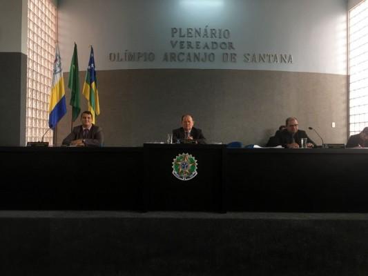 Projeto de lei que concede reajuste salarial aos servidores municipais de Itabaiana foi dado entrada na Sessão de hoje (29/05), na Câmara Municipal
