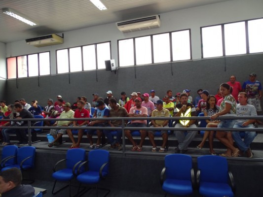 Parlamentares lamentam a interdição do Matadouro Municipal