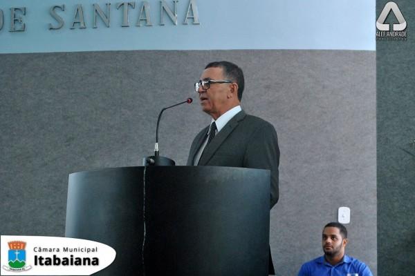 Virtuozo propõe criação de base móvel do IML em Itabaiana