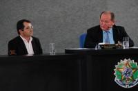 REPRESENTANTES DA ETHOS INCORPORADORA APRESENTAM PROJETO DO CENTRO INTEGRADO DE SAÚDE AOS PARLAMENTARES