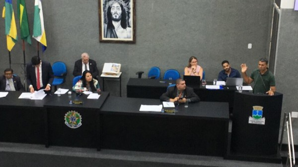 CONFIRA COMO FOI A SESSÃO DESTA QUINTA-FEIRA (13)