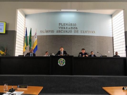 Teve início nesta quinta-feira (02/08), o segundo Período Legislativo de 2018 da Câmara Municipal de Itabaiana