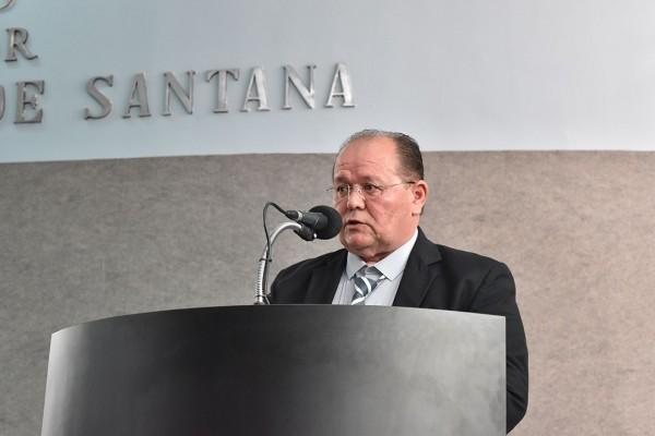 Presidente da Câmara de vereadores de Itabaiana, José Teles de Mendonça, se recupera bem de cirurgia e já respira sem ajuda de aparelhos.