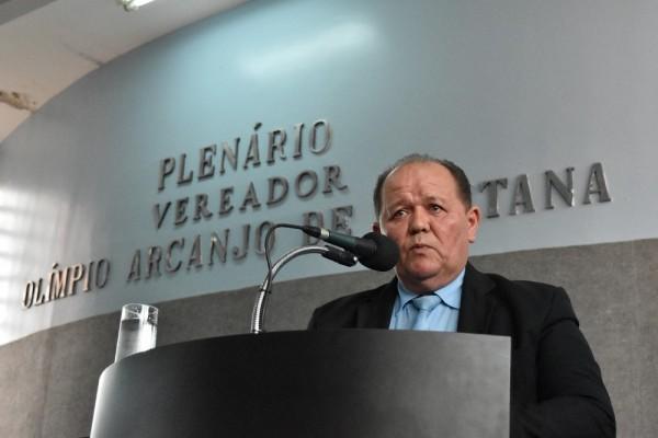 O Presidente da Câmara, José Teles de Mendonça (PR), manifesta apoio à greve dos caminhoneiros contra os abusos nos preços dos combustíveis
