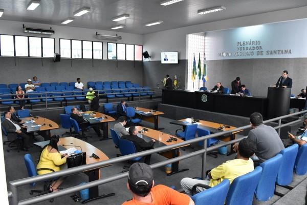 Projeto de Modernização da Iluminação Pública de Itabaiana é destaque na Sessão Ordinária desta terça-feira, 03/10