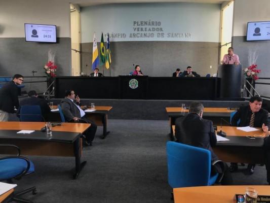 SITUAÇÃO FINANCEIRA DA OLÍMPICA DE ITABAIANA FOI DESTAQUE NA SESSÃO DESTA TERÇA-FEIRA (07)