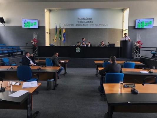 CONFIRA COMO FOI A SESSÃO DESTA QUINTA-FEIRA (07) NA CÂMARA DE VEREADORES
