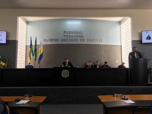 Durante a Sessão Ordinária do dia 09/10, vereadores repercutiram os resultados do 1º turno das eleições 2018