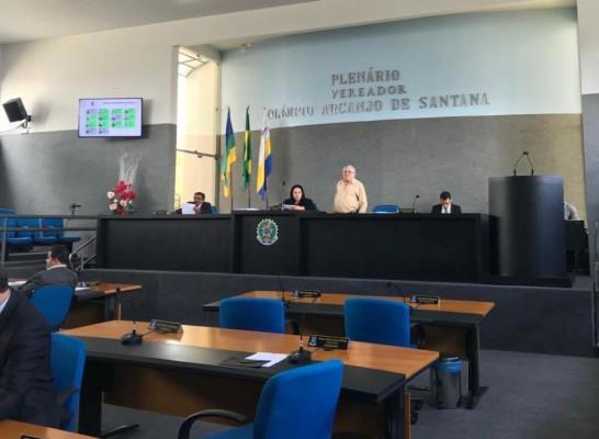 CONFIRA COMO FOI A SESSÃO DESTA TERÇA-FEIRA (10)