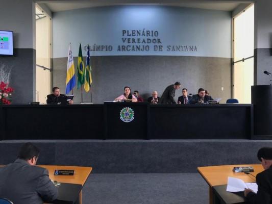 MOBILIDADE URBANA E FEIRA MUNICIPAL FORAM TEMAS DA SESSÃO DESTA QUINTA-FEIRA (11)