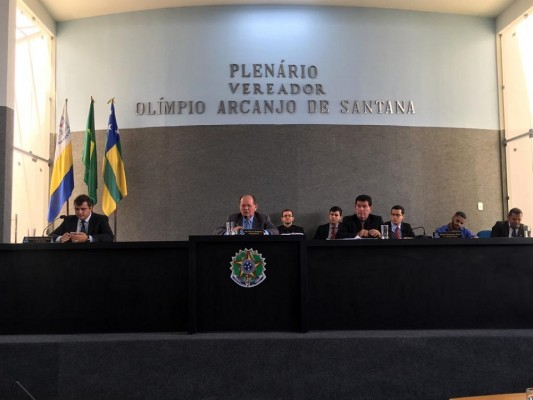Vereadores repudiam denúncia dos Teles de Mendonça de que estariam sendo ameaçados pelo prefeito Valmir de Francisquinho