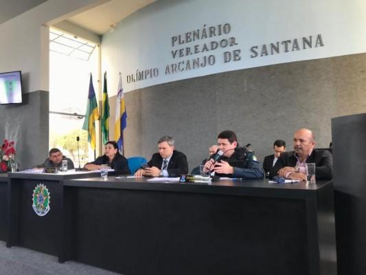 CONFIRA COMO FOI A SESSÃO DESTA QUINTA-FEIRA (12)