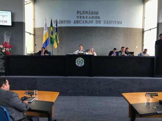 RETORNO DO PREFEITO DE ITABAIANA E O CASO DA ESCOLA EM SUZANO FORAM ABORDADOS NA SESSÃO DESTA QUINTA-FEIRA (14)