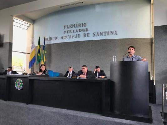CÂMARA REALIZA PALESTRA SOBRE OS BENEFÍCIOS QUE A ZOOTECNIA TROUXE AO AGRONEGÓCIO