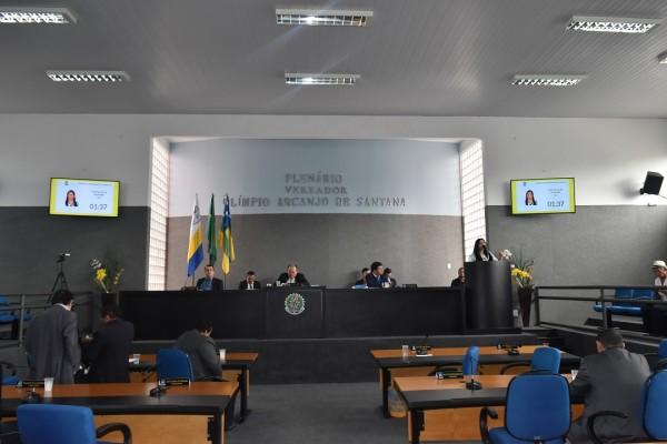 Durante a Sessão Ordinária do dia 14/06, vereadores destacaram o sucesso da 53ª Feira do Caminhão de Itabaiana