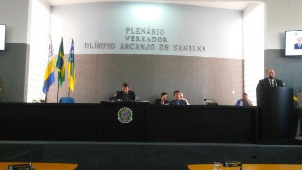 Projetos de Subvenção do Executivo Municipal, foram aprovados por unanimidade, na Sessão de encerramento do 2º período Legislativo de 2017.