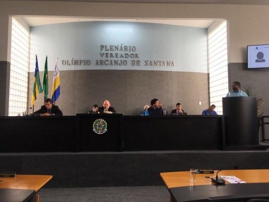 Após licença médica, Presidente da Câmara Municipal, vereador José Teles de Mendonça retorna ao comando da Casa Legislativa de Itabaiana
