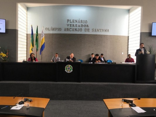Vereadores de situação se solidarizam com o Secretário Municipal de Agricultura, Erotildes de Jesus, após ataques do vereador Gustavo Santana