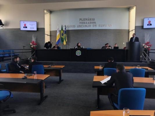 CONFIRA COMO FOI A SESSÃO DESTA TERÇA-FEIRA (19)