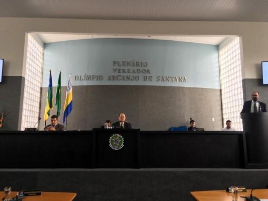 Debates e pronunciamentos acalorados, inclusive, com ofensas pessoais, marcaram à Sessão da Câmara Municipal desta quinta-feira (20/09).