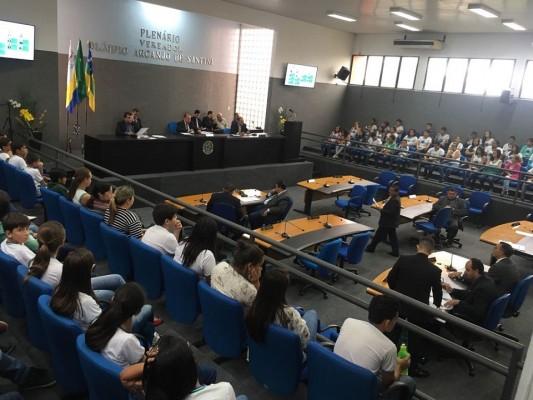 Presença da Força Nacional de Segurança em Itabaiana foi destaque entre os vereadores durante a Sessão Ordinária do dia 24/04, na Câmara Municipal