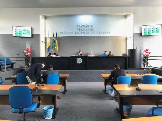 CONFIRA OS PROJETOS QUE FORAM APROVADOS NA SESSÃO DESTA TERÇA-FEIRA (25)