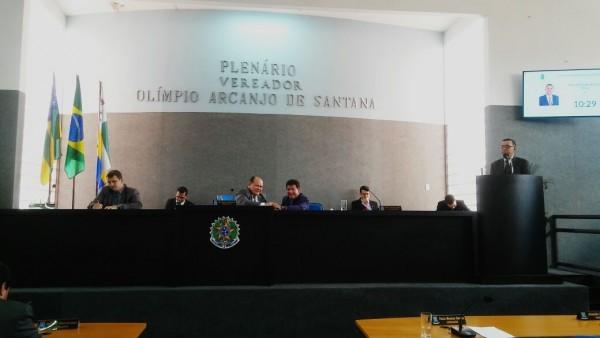 Vereadores discutem o aumento da violência em Itabaiana e cobram mais segurança ao governador