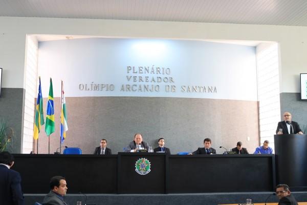 Palestra sobre a prevenção do câncer de próstata foi destaque na sessão ordinária do dia 30/11