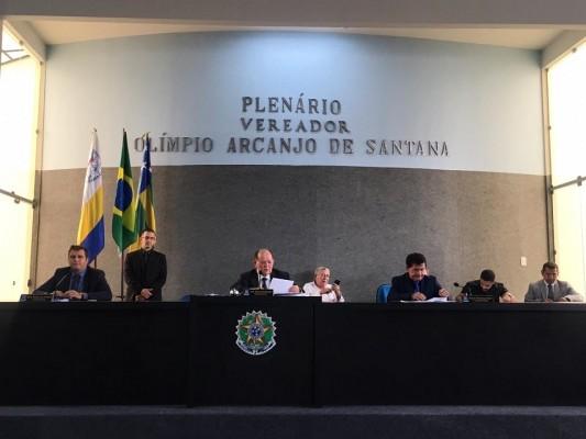 Câmara aprova por unanimidade em sessão extraordinária, projeto de lei do Poder Executivo que altera o Código Tributário Municipal