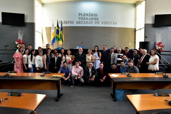 Câmara de Itabaiana realizou nesta sexta-feira (21/12) sessão solene de inauguração da reforma e ampliação do prédio da Câmara Municipal
