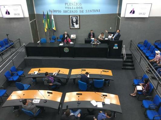 CONFIRA COMO FOI SESSÃO DO DIA 18/02 DA CÂMARA MUNICIPAL DE ITABAIANA