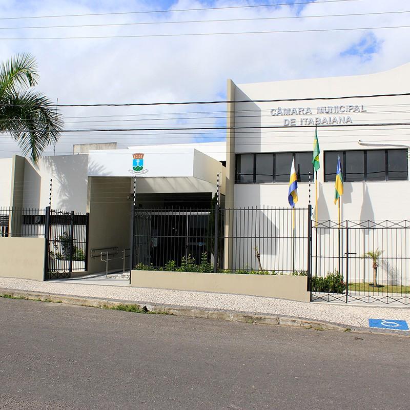 Câmara Municipal de Itabaiana-SE
