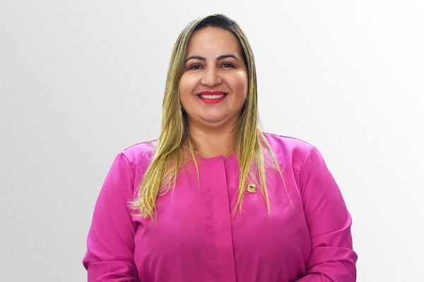Foto do vereador Ana Paula Gois de Mendonça