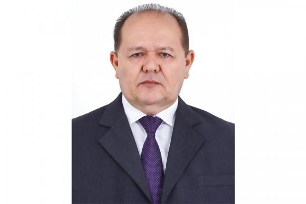 Foto do vereador José Teles de Mendonça