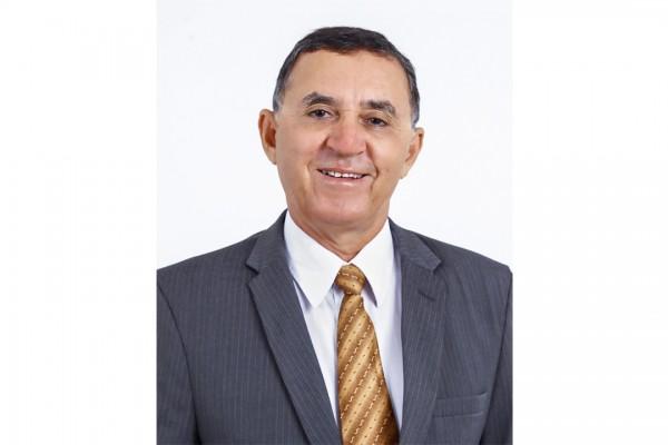 Foto do vereador José Virtuozo da Silva Filho
