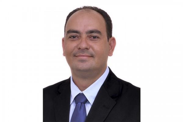 Foto do vereador Wagner Menezes de Andrade